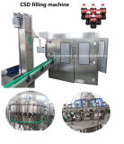 Auto Soft Drink Carbonated Drinnks Filling Bottling Plant