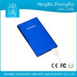 Slim Power Bank 4000 mAh Ultra Slim Power Bank Portable Powerbank with OEM Logo