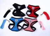 OEM Dog Cat Pet Clothes and Vest with Leash