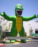 Advertising Big Inflatable Dinosaur Cartoon for Promotion Activities