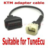 Ktm Cable Adapter OBD to Ktm Obdii Cable Ktm Promotion