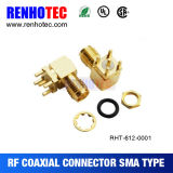 PCB Mount RF Connector SMA Female Connectors