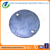 Galvanized Steel Round Electrical Outlet Covers