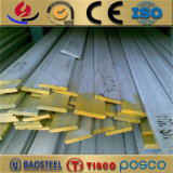 Polished 304/304L Stainless Steel Flat Rectangular Bar with R Corner