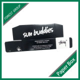 Black Color Paper Sunglasses Carton for Wholesale