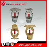 Made in China Brass/Chrome Standard Response Fire Sprinkler