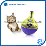 Shake Q Pet Food Ball - Fun and Interactive Treat-Dispensing Ball for Dogs & Cats: Increases Iq and Metal Stimulation: Best Alternative to Bowl Feeding: Easy