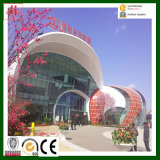 Steel Construction Shopping Plaza Building/ Theatre Building