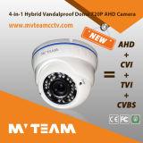 Waterproof Outdoor Hybrid Video Camera with Metal Casing Varifocal Lens