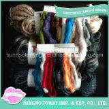 Hand Knitting Hats Fancy Chunky Yarn