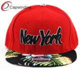 Superior Quality Snapback Hat with 3D Embroidery Baseball Cap