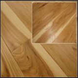 Stained Solid Hickory Hardwood Flooring