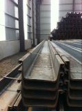Z Shaped Profile Section Hot Rolled Steel Sheet Piles