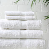 Hotel Premium Quality 500GSM Towels-White Cotton
