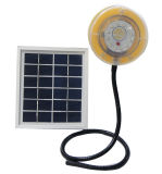 Solar Tent Lamp with Mobile Phone Charger Function