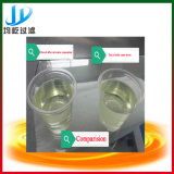 Clear and Transparent Diesel Filter Purification System