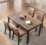 Solid Wooden Dining Table Living Room Furniture (M-X2894)
