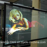 High Transmittance Transparent Holographic Rear Projection Film