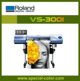 Roland Vs300I Printing and Cutting Plotter with Epson Dx7