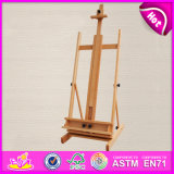 Hot Sale Beech Tabletop Wooden Folding Mini Easels Wholesale for Student W12b077