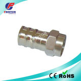 RG6 Connector Crimp for RF CATV Cable