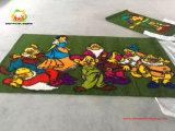 New Outdoor Artificial Grass Carpet with Cartoon Design