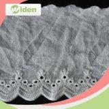 White Lace Trim Wholesale Fabric Korean Lace Embroidery Lace