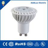220V 5W COB Gu5.3 Warm White LED Spotlight Lamp