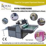 Ryfm-720b/920b Semi-Auto Laminating Machine (Sheet to Sheet)