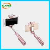 All Day Long Supplementary Lighting Mini Foldable Bluetooth Selfie Stick