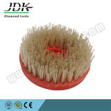 100mm Diamond Round Abrasive Brush/Antique Brush for Stone Processing
