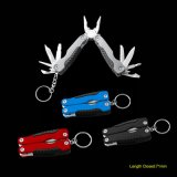 Mini Size Multi Function Tools with Anodized Aluminum Handle (#8179FVKC)