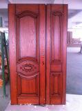 Solid Wooden Armored Door