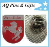 Metal Badge with Soft Enamel and Epoxy (badge-125)
