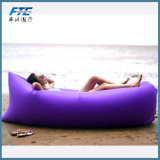 Purple Outdoor Sleeping Air Lazy Bag Inflatable Waterproof Beach Bag