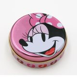 Sweets Tins Candy Metal Cans