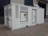 Low Noise Container Type 1250kVA/1000kw Diesel Generator (KTA59-G8) (GDC1250*S)