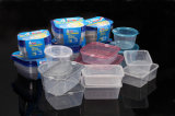 Eco-Friendly Plastic Food Containers with Assorted Capacity
