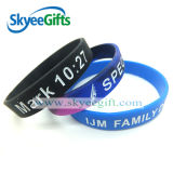 China Reasonable Price Silicone Wristband with fashion Logo