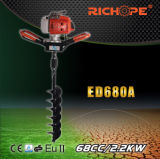 professional Digger Earth Auger Drill for Digging Hole (ED680A)