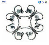 Ornamental Parts Wrought Iron Rosettes
