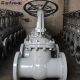 GOST 12815-80 Flange Standard Gate Valve with Cu-Tr Certificate
