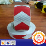 Engineering Grade Reflective Tape with Arrowhead Pattern