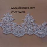 Factory Bridal Lace Trim for Wedding Dress Vb-0224bc