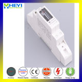 Single Phase 1pole DIN Rail Vibration Hour Meter