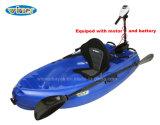 Winner Hot Selling Plastic Single Power Kayak