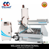 Hot Sale 4 Axis Router Machine CNC Engraver for Furniture (VCT-SR1325HD-ATC)