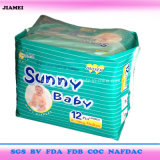 New Cloth Disposable Baby Diapers for OEM All Sizes