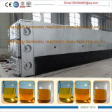 Oily Waste Recycling Fully Continuous Pyrolysis Equipment