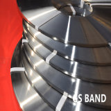1/2 Inch Customized Stainless Steel Banding for Shipbuilding Application Steel Cable Ties